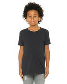 Bella & Canvas Youth Jersey Short-Sleeve T-Shirt