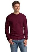 Hanes Beefy T ® 100% Cotton Long Sleeve T Shirt