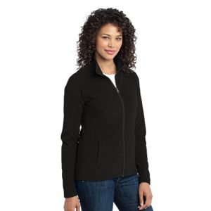 Ladies Microfleece Jacket Thumbnail