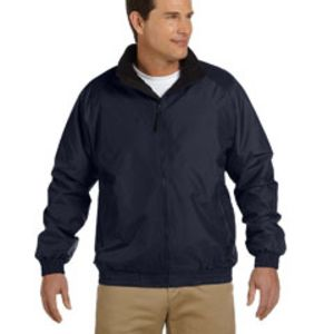 Fleece-Lined Nylon Jacket Thumbnail