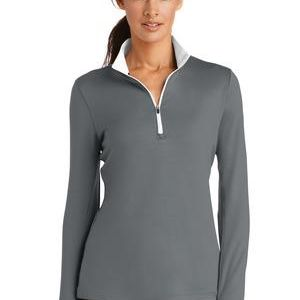 Nike Golf Ladies Dri FIT Stretch 1/2 Zip Cover Up Thumbnail