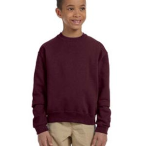 JERZEES Youth 8 oz. NuBlend® Fleece Crew Thumbnail