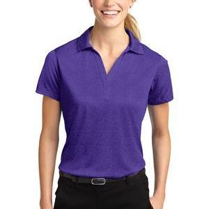 Sport Tek Ladies Heather Contender™ Polo Thumbnail